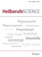 HeilberufeScience 1/2016