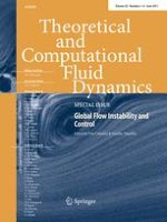 Theoretical and Computational Fluid Dynamics 1-4/2011