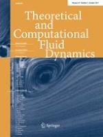 Theoretical and Computational Fluid Dynamics 5/2011