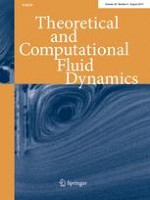 Theoretical and Computational Fluid Dynamics 4/2014