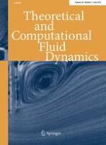 Theoretical and Computational Fluid Dynamics 3/2015
