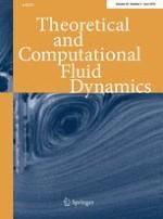 Theoretical and Computational Fluid Dynamics 3/2016