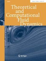 Theoretical and Computational Fluid Dynamics 5/2019