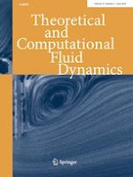Theoretical and Computational Fluid Dynamics 3/2020