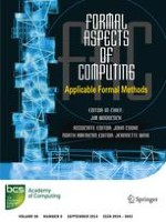 Formal Aspects of Computing 3-5/2002