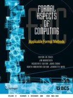 Formal Aspects of Computing 6/2009