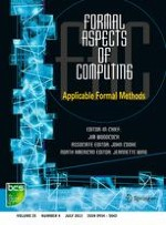 Formal Aspects of Computing 4/2013