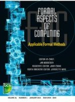 Formal Aspects of Computing 1/2014