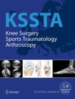 Knee Surgery, Sports Traumatology, Arthroscopy 5/2004