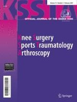 Knee Surgery, Sports Traumatology, Arthroscopy 2/2007