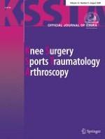 Knee Surgery, Sports Traumatology, Arthroscopy 8/2008