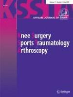 Knee Surgery, Sports Traumatology, Arthroscopy 5/2009