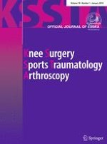 Knee Surgery, Sports Traumatology, Arthroscopy 1/2010