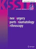 Knee Surgery, Sports Traumatology, Arthroscopy 2/2010