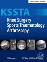 Knee Surgery, Sports Traumatology, Arthroscopy 1/2014