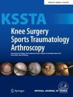 Knee Surgery, Sports Traumatology, Arthroscopy 6/2014