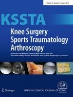 Knee Surgery, Sports Traumatology, Arthroscopy 1/2015