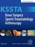 Knee Surgery, Sports Traumatology, Arthroscopy 3/2015