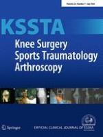 Knee Surgery, Sports Traumatology, Arthroscopy 7/2016