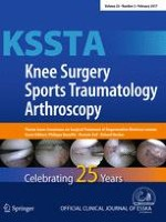 Knee Surgery, Sports Traumatology, Arthroscopy 2/2017