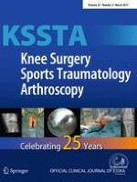 Knee Surgery, Sports Traumatology, Arthroscopy 3/2017