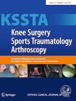 Knee Surgery, Sports Traumatology, Arthroscopy 6/2019