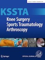 Knee Surgery, Sports Traumatology, Arthroscopy 9/2019