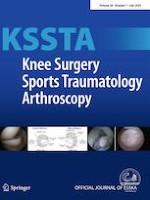 Knee Surgery, Sports Traumatology, Arthroscopy 7/2020