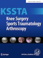 Knee Surgery, Sports Traumatology, Arthroscopy 3/2021