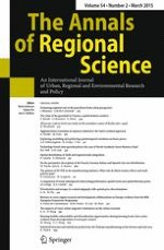 The Annals of Regional Science 2/2015