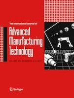 The International Journal of Advanced Manufacturing Technology 3-4/2021