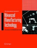 The International Journal of Advanced Manufacturing Technology 3-4/2006