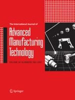 The International Journal of Advanced Manufacturing Technology 7-8/2007
