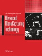 The International Journal of Advanced Manufacturing Technology 9-10/2008