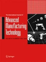 The International Journal of Advanced Manufacturing Technology 11-12/2009