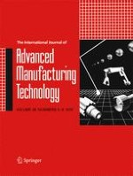 The International Journal of Advanced Manufacturing Technology 5-8/2010