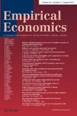 Empirical Economics 1/2013
