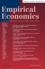 Empirical Economics 2/2014