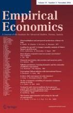 Empirical Economics 3/2016