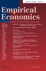 Empirical Economics 3/2017