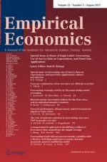 Empirical Economics 1/2017