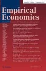 Empirical Economics 2/2017