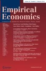 Empirical Economics 1/2018