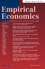 Empirical Economics 3/2018