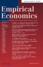 Empirical Economics 4/2018