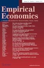 Empirical Economics 1/2019
