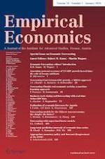 Empirical Economics 1/2020