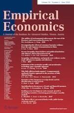 Empirical Economics 6/2020