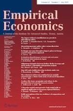 Empirical Economics 1/2021