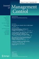 Journal of Management Control 1/2012
